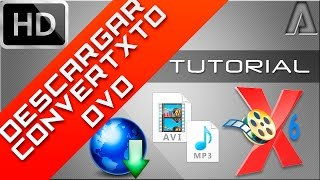 Descargar e Instalar | ConvertXtoDvD 6 Full En Español | Ultima Version