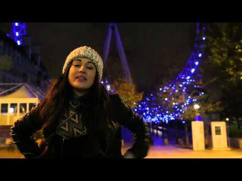 the London Eye - Ebony Day - London Teen Hoot video