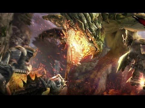 Monster Hunter Online Trailer