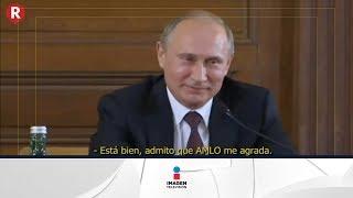 La prueba de que en Rusia apoyan a AMLO | Qué Importa