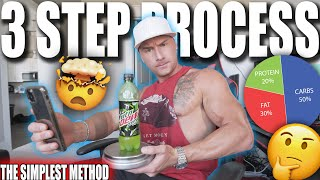 HOW MANY CALORIES DO YOU REALLY NEED? | Cutting & Bulking | How To Track YOUR Macros