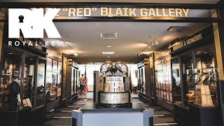 We Toured ARMY FOOTBALL'S AMAZING Facility & Equipment Room | Royal Key