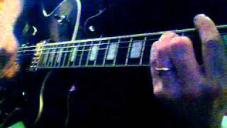 epiphone swingster guitar cover of brian adams summer of 69.wmv