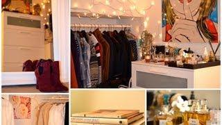 My Closet Tour!