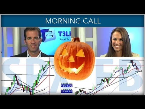 Happy Holloween! - Markets Take Fed News In Stride - Down slightly - Morning Call: 10/31/13