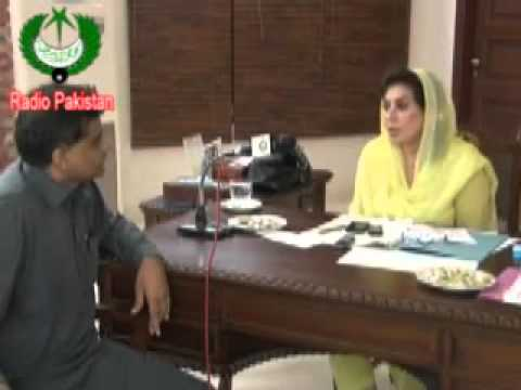 Sindh Flood - Dr. Fehmida Mirza (Part 2 Of 2) 2011.flv
