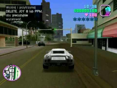 Zagrajmy w Grand Theft Auto: Vice City (część 8) Tommy ponad prawem