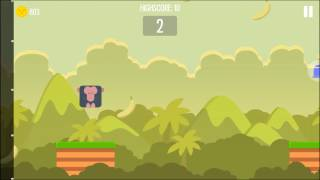 Jungle Jump : Tap to jump game