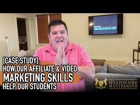 [CASE STUDY] Affiliate Marketing Skills and Video That Will Help You