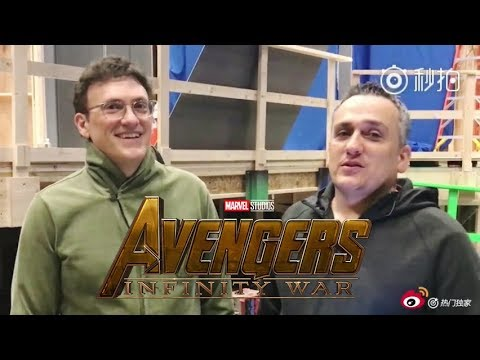 Avengers: Infinity War Directors Russo Brothers Answered The Questions From Chinese Fans On Weibo