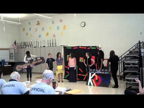 Odyssey Community School @ CTOM 2013