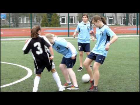 Piłka Nożna Dziewcząt PSP 13.04.2012