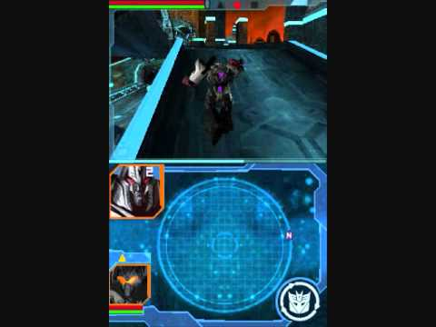 transformers war for cybertron ds decepticons part 3 complete the first mission