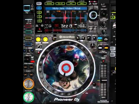 "SKIN PARA VIRTUALDJ - CDJ2OOONXSII & DJM9OONXSII ""Download"""