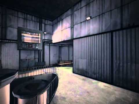 Combat Arms Europe new map Oil Rig HD video game trailer - online