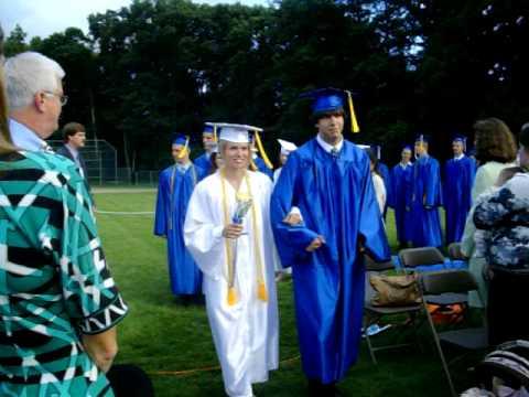 Whitinsville Christian School - 2010 Graduation