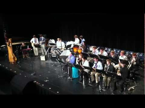 Trinity Episcopal Jazz Ensemble is playing at Collegiate School - 03/08/2013