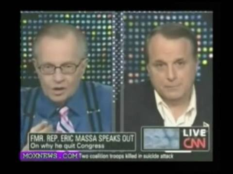 Larry King To Eric Massa -