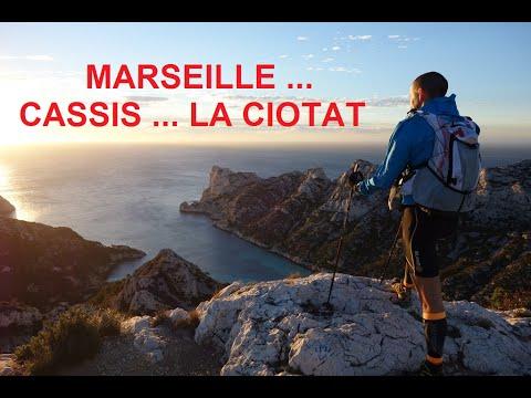 Trail MARSEILLE / CASSIS / LA CIOTAT 42KM