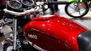 Hero Launches Splendor Pro Classic two in one Look Bike