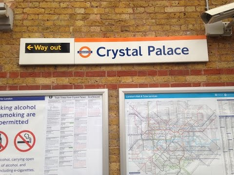 Full Journey on London Overground from Highbury & Islington to Crystal Palace