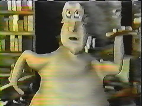 The Globglogabgalab but it's on VHS and after every 4 seconds it suffers from generation loss