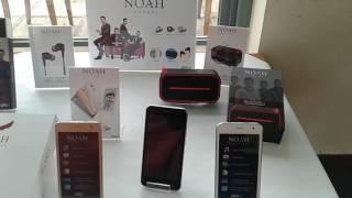 Begini Tampakan Smartphone SPC Noah