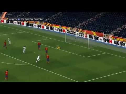 GAME PS 3 Spain vs Netherlands 15 All Goals  Full Highlights 13 Juni 2014  Fifa Word Cup 2014