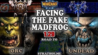 Grubby | Warcraft 3 The Frozen Throne | Patch 1.29 | ORC v UD - Facing the Fake MaDFroG - RtS