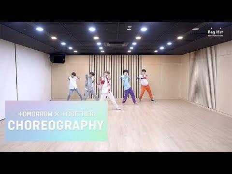 Download  TXT 투모로우바이투게더 'Blue Orangeade' Dance Practice Gratis, download lagu terbaru