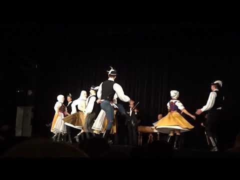 Představení 77 VERBUNKOV - IFJÚ SZIVEK, Hungaria, č.2/5 // Slovácké slavnosti vína 2019