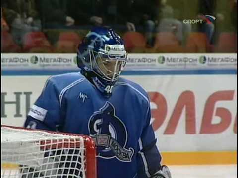 Динамо (Москва) - Северсталь (Череповец) Суперлига 2007-02-24