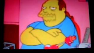Homero Simpson y la internet