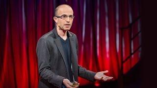 Why humans run the world   Yuval Noah Harari