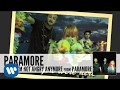 Paramore - Interlude: I'm Not Angry Anymore (Official Audio)