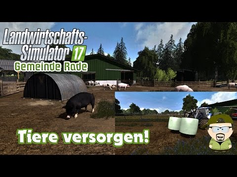 LS 17 Gemeinde Rade LP Doppelfolge [Tiere versorgen!]