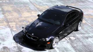 E90 M3 on ADV5.0 Trak Functions