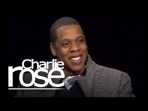 Jay-Z Interview by Charlie Rose on American Gangster