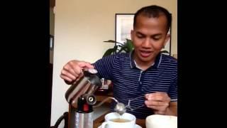 Javanese GINGER TEA (wedang Jahe) by Bobby ANANTA