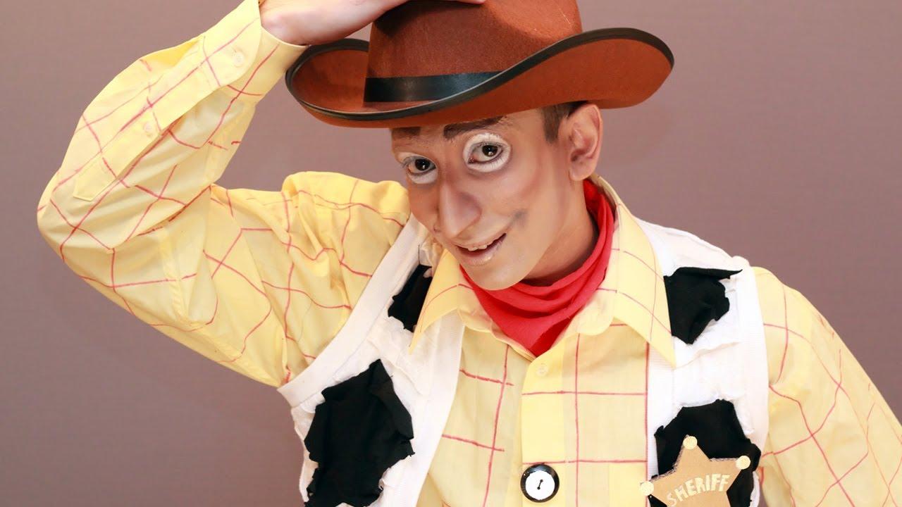 Woody Costumes Woody Makeup  amp Costume DIY