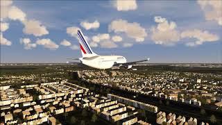 Airfrance 737-500 crash at Paris