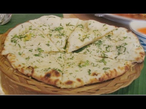 Garlic Butter Naan video recipe - Indian Recipes by Bhavna