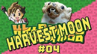 Harvest Moon NES Bootleg Part 4 — I live for radishes — Yahweasel
