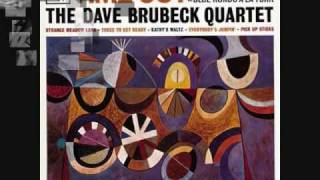Take Five The Dave Brubeck Quartet 1959