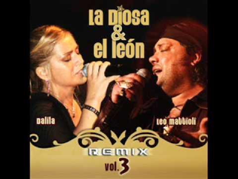 Dalila y Leo Mattioli - Enganchados Dalila