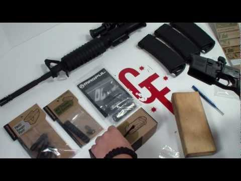 Windham Weaponry AR-15 Magpul Upgrades