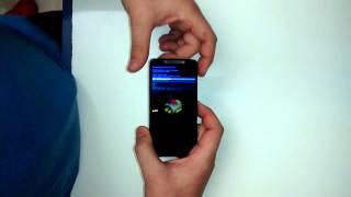 Motorola XT890 como aplicar o hard reset para configurações de fábrica