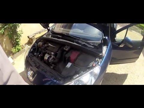 Peugeot 308 hdi 16 pr sentation moteur youtube for Ou se promener dans les yvelines