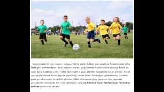 10 Adımda Nasıl Futbolcu Olunur