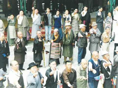 Dharamsala, India, the hometown of H.H. the Dalai Lama
